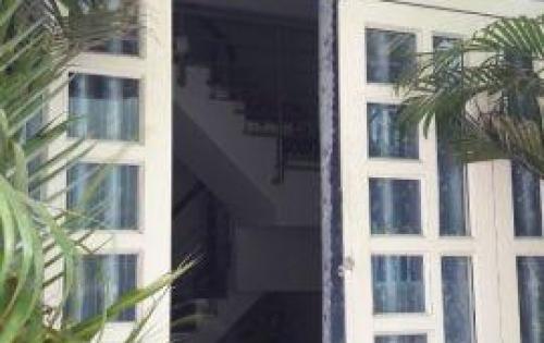 Nhà giá rẻ Nhà Bè, bán nhà hẻm 96 đường Đào Tông Nguyên, Phú Xuân, Nhà Bè DT 26m2, 2 lầu, 4PN giá 1.45 tỷ