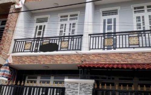 Bán nhà đường Nguyễn Bình Phú Xuân Huyện Nhà Bè Tp Hồ Chí Minh, 2 lầu, 4PN, sổ hồng ĐSH, DT 44m2 giá 1.75 tỷ