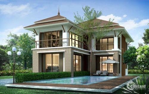 Chỉ với 3 tỷ bạn sẽ sở hữu biệt thự gần Eco park Hưng Yên
