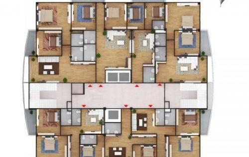 Dự án căn hộ chung cư sài đồng lake view quận long biên