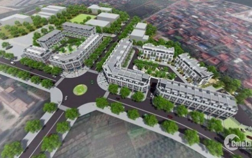Tại sao nên đầu tư vào Shophouse Hà Nội Garden City Thạch Bàn, Long Biên LH 0976136972