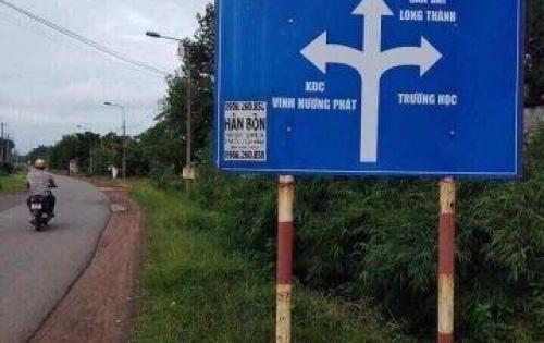 Chiết khấu khủng lên tới 10%, khi mua đất tại Long Thành , Đồng Nai