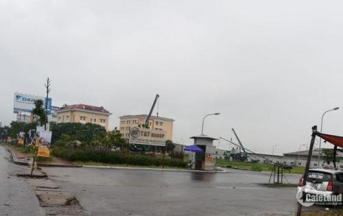 Đất vàng mặt phố thuộc dự án T&T Phố Nối, TT Bần Yên Nhân, Hưng Yên
