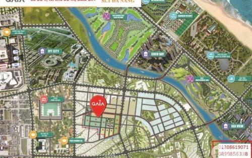 Bán nhanh dự án đất nền Gaia City view sông Cổ Cò , sau lưng CoCoBay.