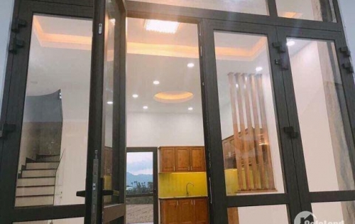 Bán căn nhà siêu đẹp mới xây cạnh UBND xã Vĩnh Thạnh
