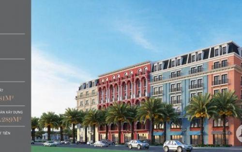 Cần nhượng gấp 1 căn Shophouse Phú Quốc Marina Square, 7 tầng 24 phòng, mặt tiền đường 68m