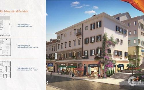 Cần bán gấp 2 căn shophouse giá từ 15,8 tỷ còn 14,3 tỷ, liên hệ 0986968027 Mr Thông