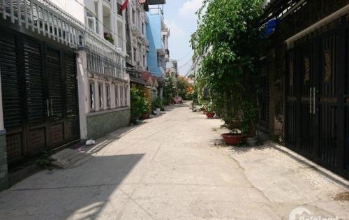 Cần gấp: Bán nhà HXH đường Nguyễn Bỉnh Khiêm, Đakao, Quận 1. DT 3,3x9m. Giá 3,8 tỷ