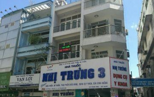 Bán nhà mặt tiền Đề Thám, P Phạm Ngũ Lão, quận 1 - 4x 17m giá 32 tỷ