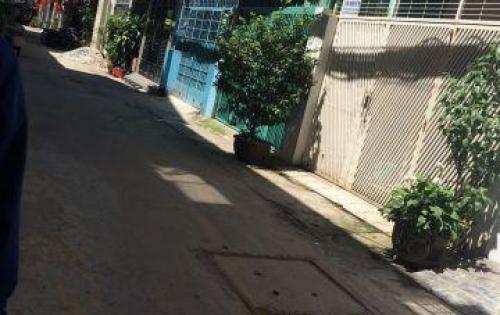 Bán nhà hẻm XE HƠI Võ Thị Sáu P.Tân Định, Q1. DT 4*14m. Giá 9.2 tỷ TL