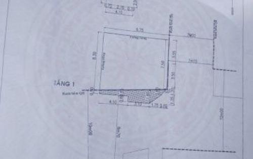 Bán gấp lô đất đầu hẻm 212B Nguyễn Trãi Quận 1