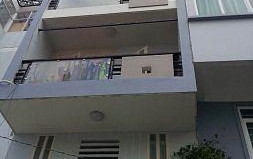 Bán nhà 2 mặt tiền Mạc Đĩnh Chi - Nguyễn Văn Thủ, P. Đa Kao, Q.1. DT: 4.2x10m, trệt, 3 lầu, thiết kế đẹp và kiên cố cho thuê giá cao.