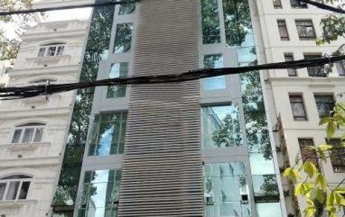 Bán nhà mặt tiền Nguyễn Văn Cừ, p. Cầu Kho, Quận 1,DT 5.2x22m, trệt, hầm, 8 lầu, cho thuê 150tr/tháng, giá 35 tỷ.