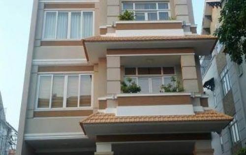 Bán nhà mặt tiền Lê Thị Riêng, p. Bến Thành, Quận 1, diện tích: 4x16m, trệt 3 tầng