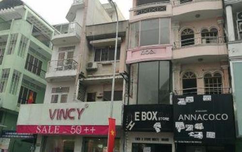 Chính chủ bán gấp nhà mặt tiền Nguyễn Phi Khanh, P Đa Kao, Q.1 - 4x19m, giá rẻ 15