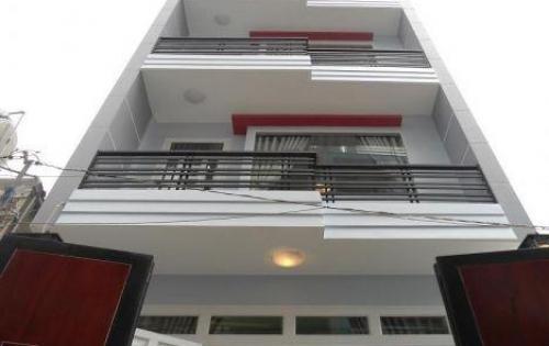 Bán nhà mặt tiền đường Nguyễn Công Trứ, Quận 1. Trệt 4 lầu mới Ngay Chợ Bến Thành