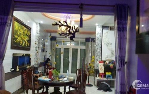 Bán nhà phố hxh Minh Phụng, p10, q11, 7x17, 4 tầng