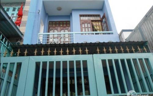Bán nhà riêng đường Thạnh Lộc 15, Q. 12, 1 tấm đúc, 4x20m, 3PN, 2WC, SHR, giá 2.85 tỷ