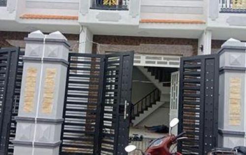 Nhà 1 trệt, 2 lầu Tân Thới Hiệp, quận 12 giá chỉ 1 tỷ 450 triệu