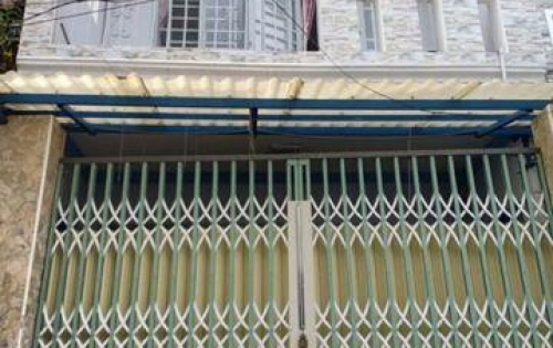 Cần bán nhà 1  trệt 1 lầu, đường Huỳnh Thị Hai, Quận 12