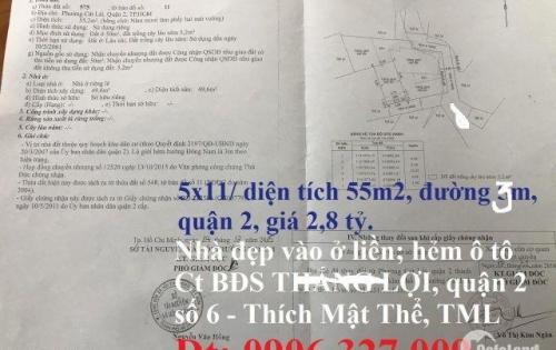 CẦN BÁN Nhà Cấp 4 gần Chợ Cây Xoài đường Lê Văn Thịnh