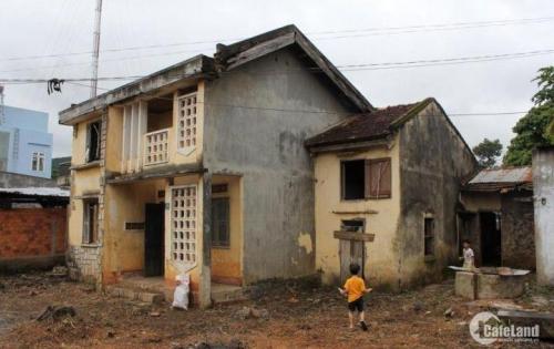 Định cư Hà Nội bán gấp 80m2 nhà nát 12 Trần Não Quận 2, giá 830 triệu, sổ đỏ cấp 2011 thổ cư 100%