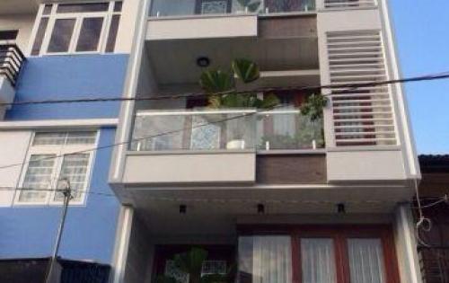 Bán nhà hai mặt tiền đường BÀN CỜ,Phường 3,Q3 DT: 4,1x12m, nhà 1 trệt 3 lầu, Giá 14 tỷ