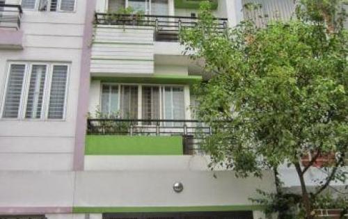 Bán tòa nhà nhà 77 Huỳnh Tịnh Của, Phường 8, Quận 3. DT:6m ( nở hậu 8m) x22m. Nhà 9 tầng