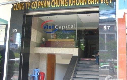 Cần bán KS mặt tiền đường Lê Văn Sỹ, Quận 3. DT:4mx20m trệt 6 lầu thang máy Giá 25 tỷ