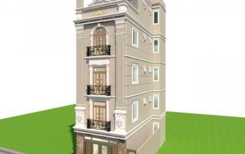 Bán nhà mới xây Trung tâm Quận 3