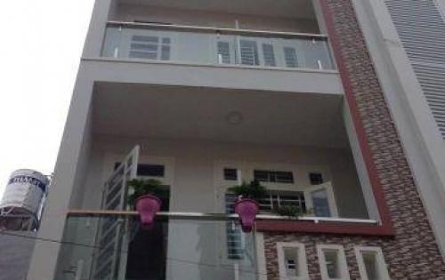Bán nhà mặt tiền đường Cư Xá Đô Thành, Quận 3. DT 3.2*14m. Giá 10,2 tỷ