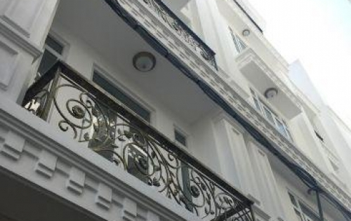 Bán nhà mới hẻm 108 Trần Quang Diệu, P14,Q3. DT: Giá: 5,85 tỷ tl