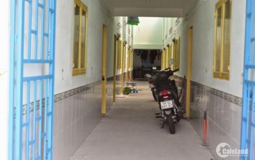 Gia đình xuất ngoại cần bán gấp 2 dãy trọ 16 phòng,450m2,Nguyễn Tất Thành Q4- 2tỷ 35 01214258733