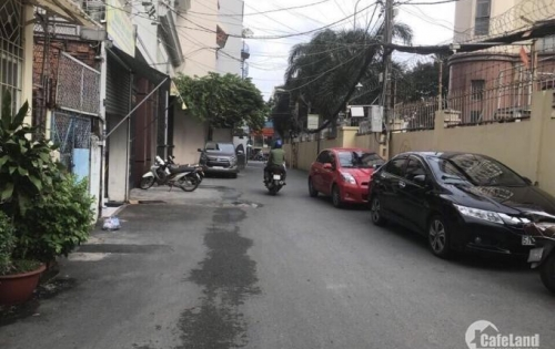 Bán  nhà hẻm xe hơi 138 Nguyễn Trãi, P.3,  Q.5 (5x19) giá 12.9 tỷ