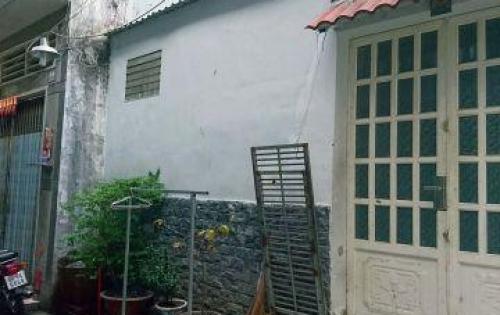 Bán gấp nhà 1 Lầu hẻm 277 Nguyễn Chí Thanh Quận 5