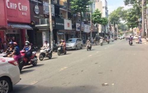 Bán nhà MẶT TIỀN Nguyễn Trãi ngang 4m đúc 5 tầng kiên cố