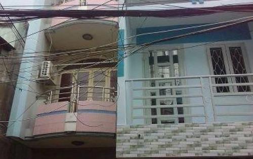 Nhà HXH Bình Tiên - Phạm Văn Chí , 39m2 , Q.6 , giá 3.5 tỷ