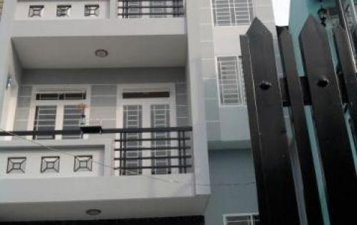 Cần bán nhà HXH đường Nguyễn Văn Luông 70m2, SHR, CC