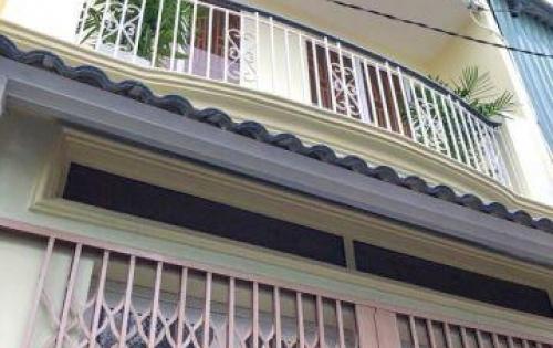 Bán nhà 1 lầu hẻm 1247 Huỳnh Tấn Phát phường Phú Thuận Quận 7