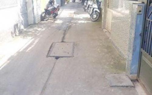 Cần bán gấp nhà hxh 861 Trần Xuân Soạn, phường Tân Hưng, quận 7. Giá: 4.75 tỷ