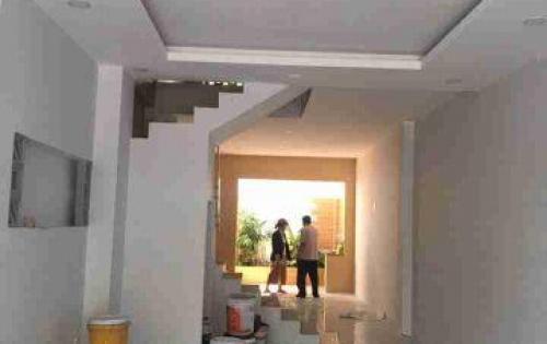 Nhà mới xây đường D2 khu TĐC Phú Mỹ Quận 7