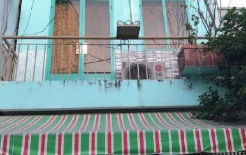 Nhà hẻm 98 đường 17 phường Tân Thuận Tây, Quận 7