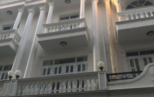 Bán nhà đường Hoàng Quốc Việt, quận 7, Tp.HCM Diện tích 50m2, 2 lầu, sân thượng 4PN giá 6.2 tỷ