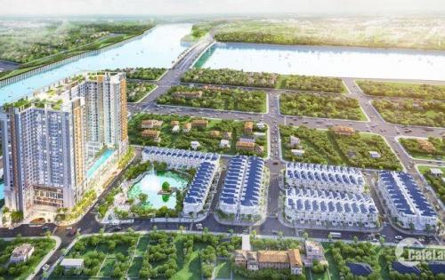 căn hộ liền kề Phú Mỹ Hưng - Green Star 35tr/m2