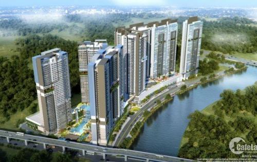 Thông tin dự án The INFINITI AT RIVIRA POINT PMH Quận 7- CĐT Singarpore Keppel Land