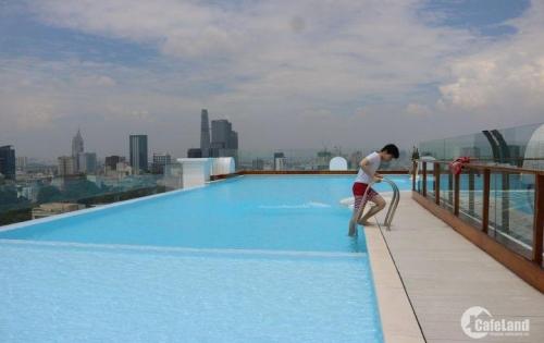 Chỉ 1,7 tỷ sở hữu căn hộ ngay Phú mỹ hưng, 2PN,2wc, view công viên cực đẹp, giá CĐT