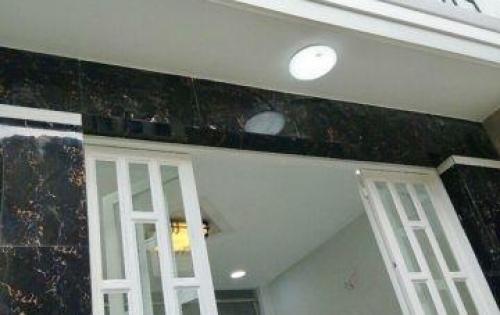 Bán nhà mới 1 lầu hẻm Đường số 2 phường Tân Quy Quận 7