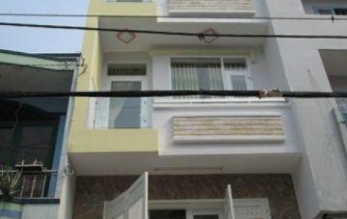 bán gấp căn nhà DT 85m2, 4x20 Nguyễn Thị Thập, Q7