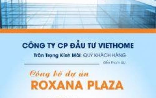 Mở bán căn hộ cao cấp Richland - Vivo City quận 7, tiện đầu tư cho thuê sinh lời cao
