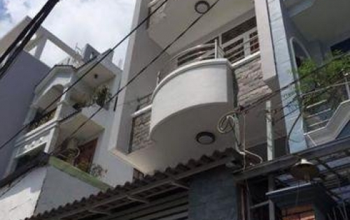 Nhà mặt tiền đường Cao Lỗ, chủ xuất cảnh, đã có sổ
